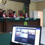 Persidangan Perkara Pidana Secara Online Pada Pengadilan Negeri Pontianak