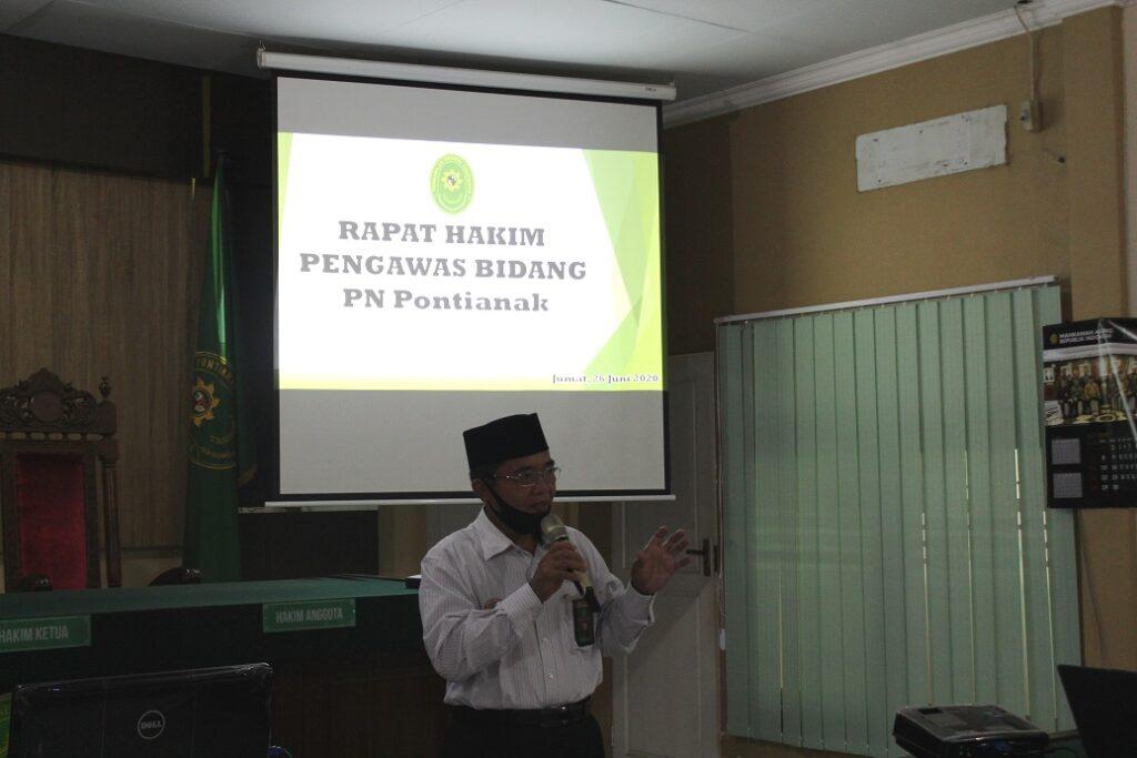 Bapak Dr. H. Prayitno Iman Santosa, S.H., M.H.