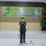 Pengantar Ketua Pengadilan Negeri Pontianak Bapak Pransis Sinaga, SH, MH
