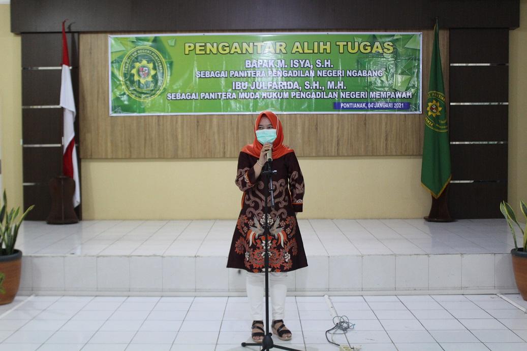 Ibu Julfarida, SH, MH